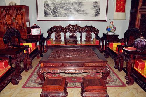红木家具款式多样 用心挑选专属自己的款式