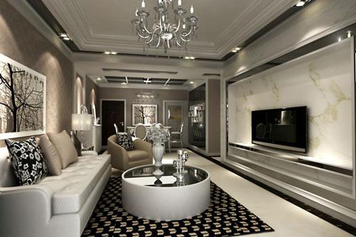在现代的装修中很多人喜欢现代简约的装修风格,而装修公司的设计师图片