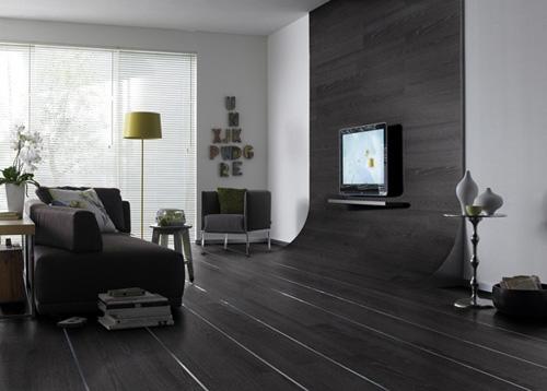 家装灰色搭配效果图