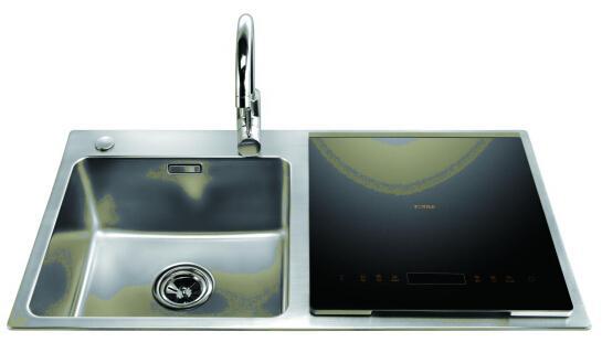 方太q3水槽式洗碗机,洗碗是用超声波的吗?图片