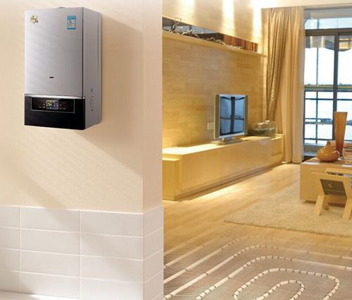保证燃气壁挂炉使用寿命 正确清理是关键