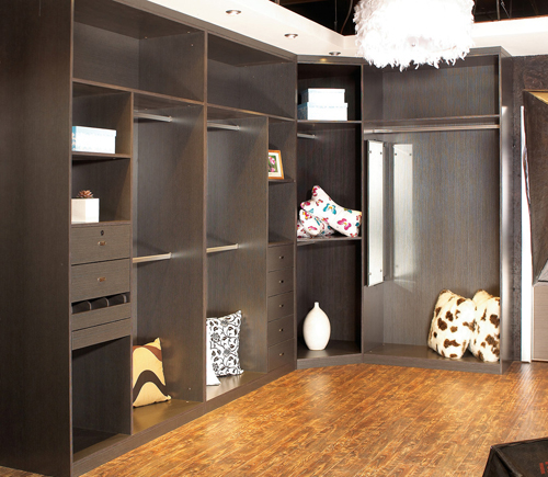 消费者需求不断进阶 衣柜企业加强自我修炼