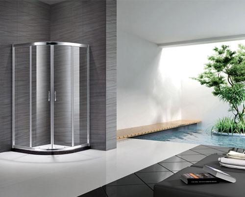 笔者介绍10个知名品牌的淋浴房