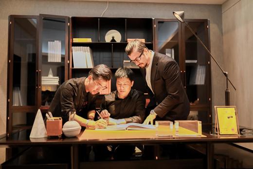 久典家具叶海云:打造适合当代人文的家居品牌