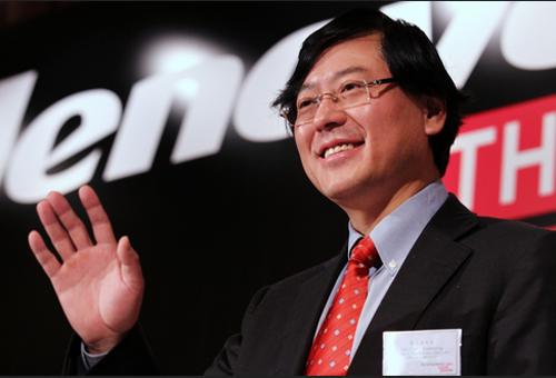 杨元庆:联想已跨过拐点 智能制造会比富士康做得好