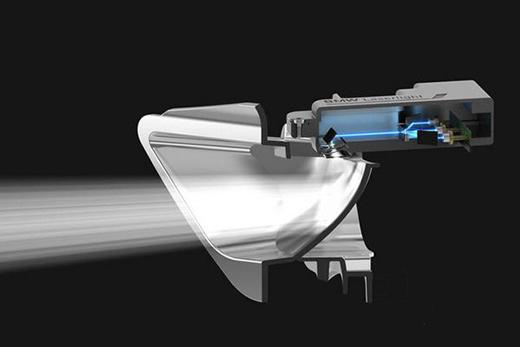 带你了解汽车照明未来发展――LASER激光