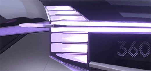 """未来大灯设计的发展趋势,让汽车更有""""魅力""""!"""