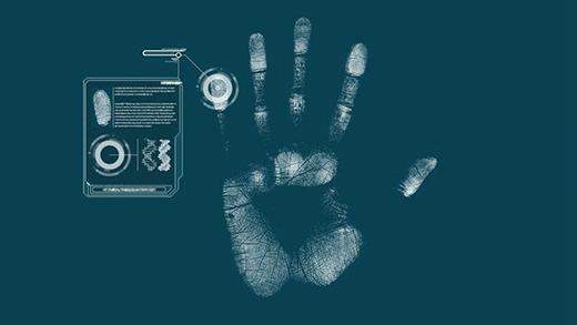 指纹识别市场持续扩大 屏下技术成为发展新方向