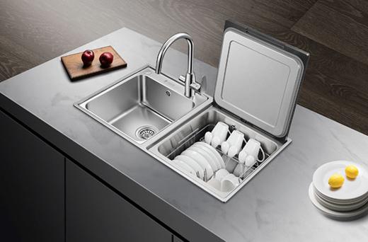 创新步履不停,欧琳水槽洗碗机引领健康新风尚