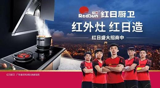 红外线燃气灶领军品牌:红日厨卫 面向全国盛大招商