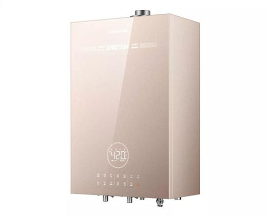 万和第二代全预混冷凝式燃气热水器开创节能巅峰