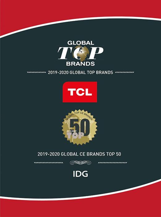 以技术创新彰显引领全球实力 TCL揽获IDG七项大奖