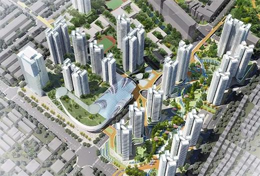 海牛管业助力深圳沙井康辉中心商业街提升城市幸福感
