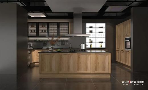 """司米橱柜再次引领世界!新品剖析未来趋势规划""""厨房新空间"""""""