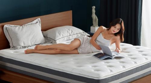 喜临门云寐A1抗菌床垫,为年轻人量身打造优质睡眠环境