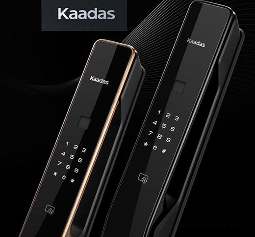 凯迪仕 K11智能锁拥有试错报警和门锁异常报警功能