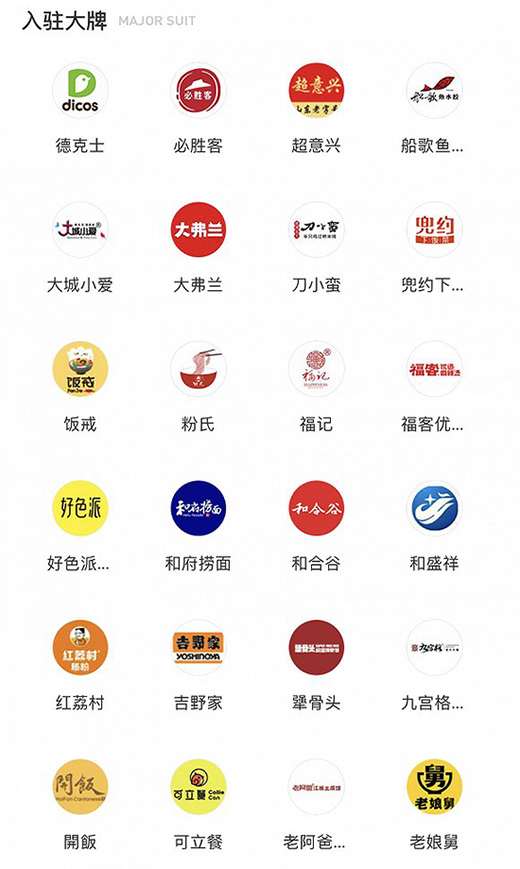 """以""""团""""之名,互联网企业跨界抢占餐饮市场"""