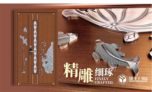 晟王门窗 给你不一样的韩式浪漫