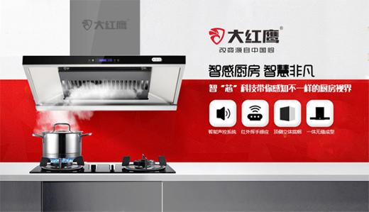 大红鹰电器:智感厨房,智慧非凡,解锁智能新生活