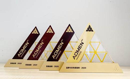 2020年度ADMEN国际大奖揭晓,华帝斩获多项大奖