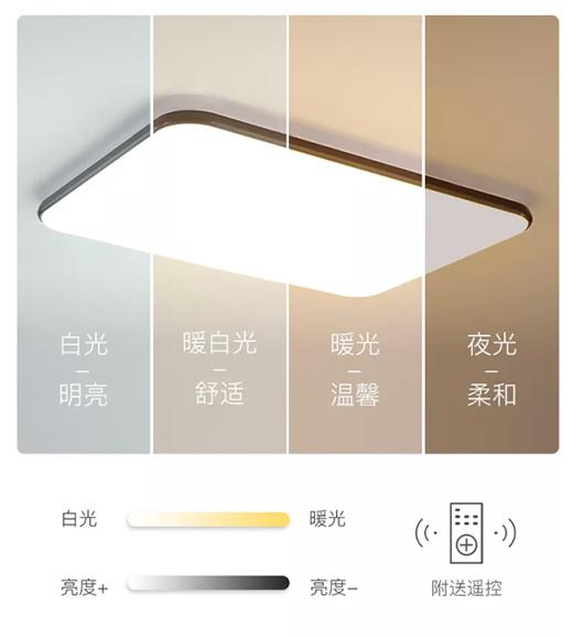 月影灯饰大力提倡节能理念,双十一这款LED套餐受消费者青睐
