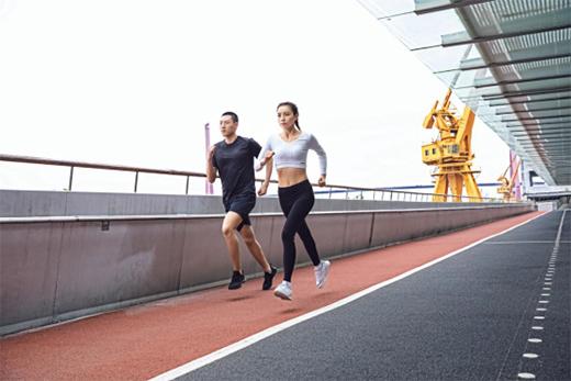 远洋环保塑胶跑道 助力全民健身强体