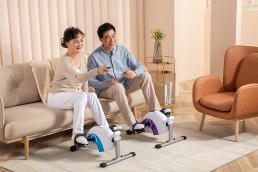"""康晟迷你健身车和折叠健身车,掀起居家""""健身""""热潮!"""