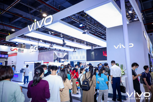 vivo亮相2020世界5G大会 助力5G终端与应用发展