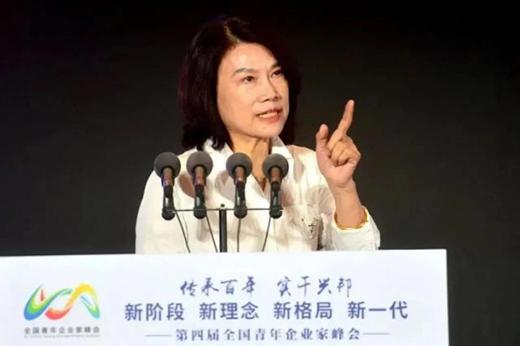 """董明珠出席全国青年企业家峰会发表演讲聊""""躺平"""""""