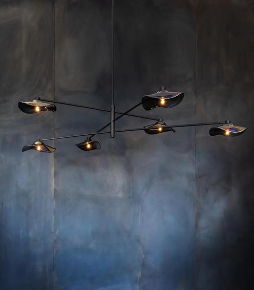 双福灯饰丨格调满满的设计,与众不同的照明方式