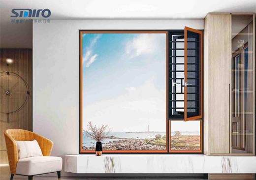 让空间与视觉一体化 希米洛门窗以爱筑家 为你守护
